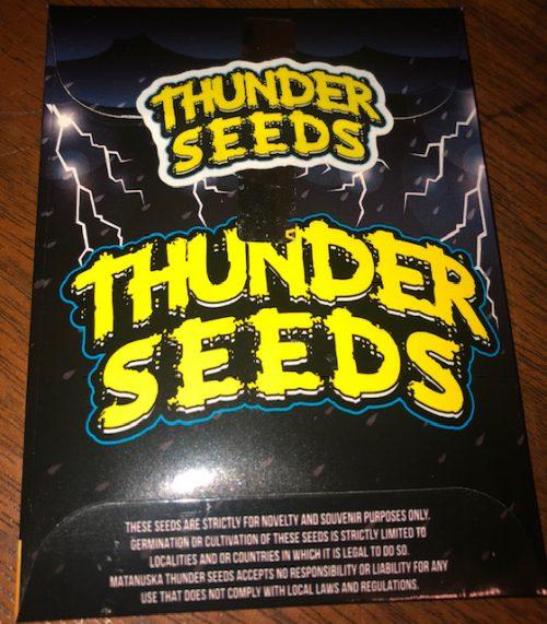 Matanuska Thunder Seeds